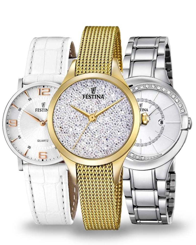 Damskie zegarki Festina
