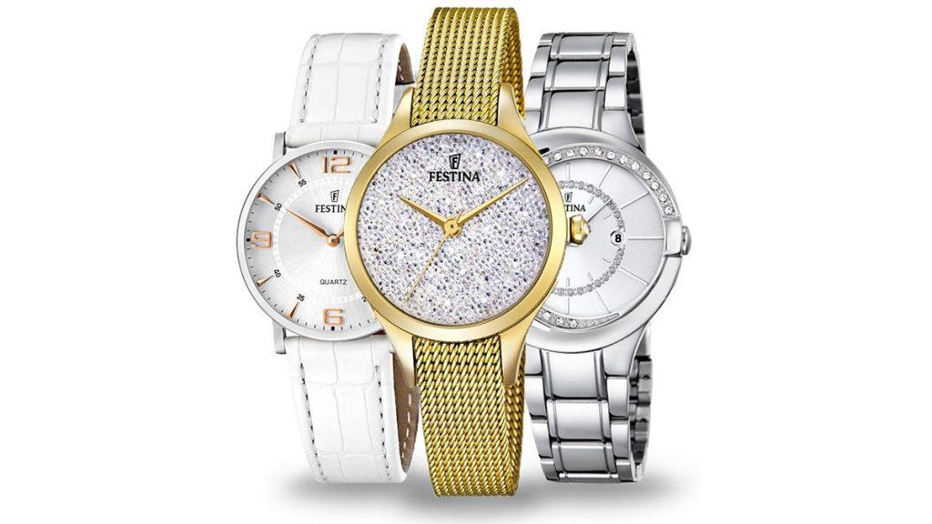 Zegarek damski Festina to elegancki dodatek, który ożywi nadgarstek każdej kobiety