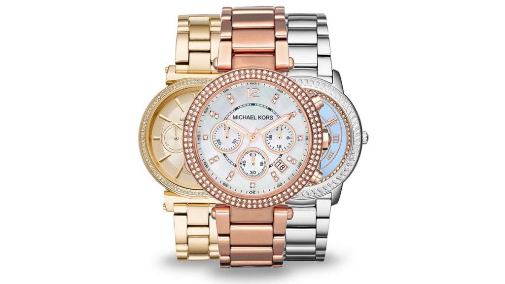 Najpopularniejszym zegarkiem wśród pań jest Michael Kors