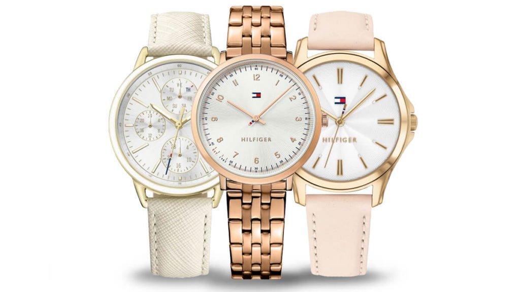 Wybierz dla siebie wymarzony damski zegarek Tommy HIlfiger