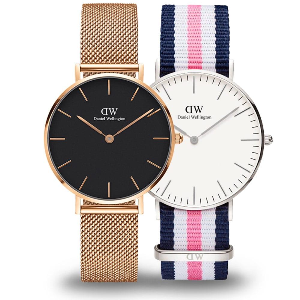 Odkryj popularną minimalistyczną markę zegarków - Daniel Wellington