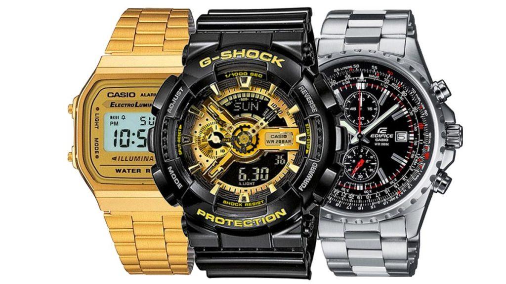 Stylové sportovní hodinky Casio