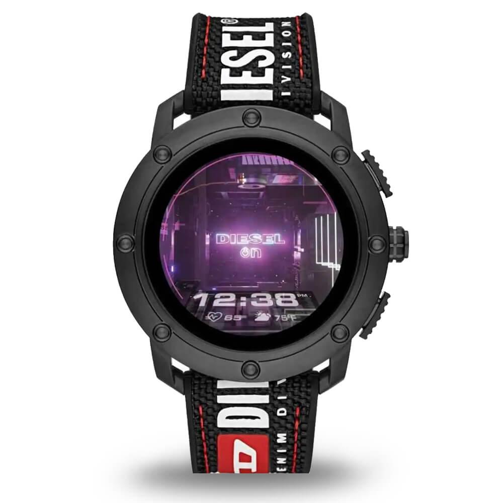 Inteligentne smart zegarki marki Diesel