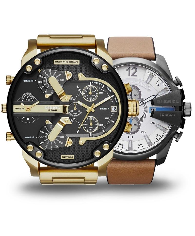 Świetny zegarek Diesel dla prawdziwego faceta
