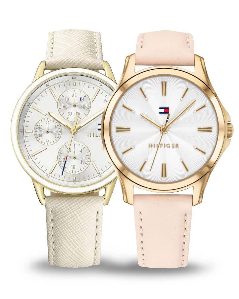Zegarki dla pań od Tommyho Hilfigera