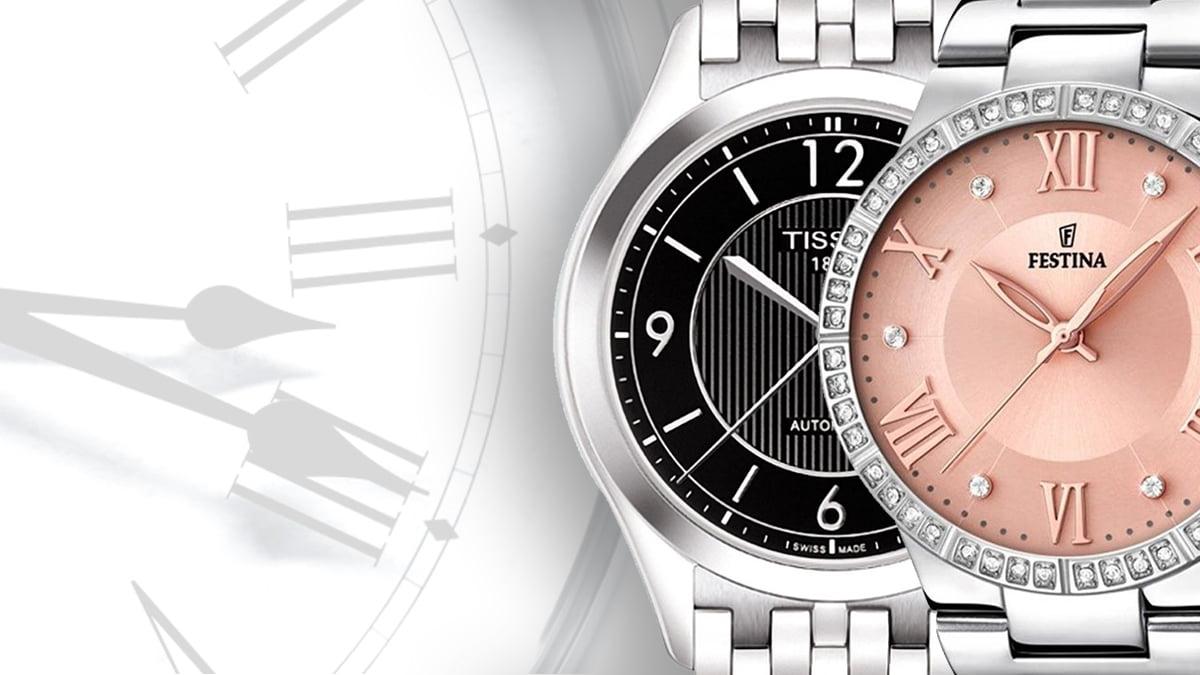 Zainspiruj się naszą ofertą zegarków damskich z cyframi