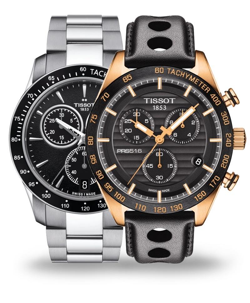 Szwajcarska jakość w postaci zegarków Tissot