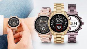 Inteligentne zegarki Michaela Korsa to piękny, a zarazem użyteczny dodatek modowy