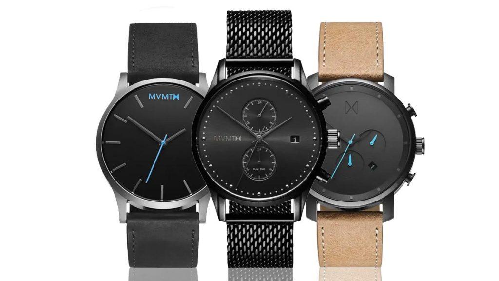 Zegarek męski MVMT olśniewa prostotą wykonania