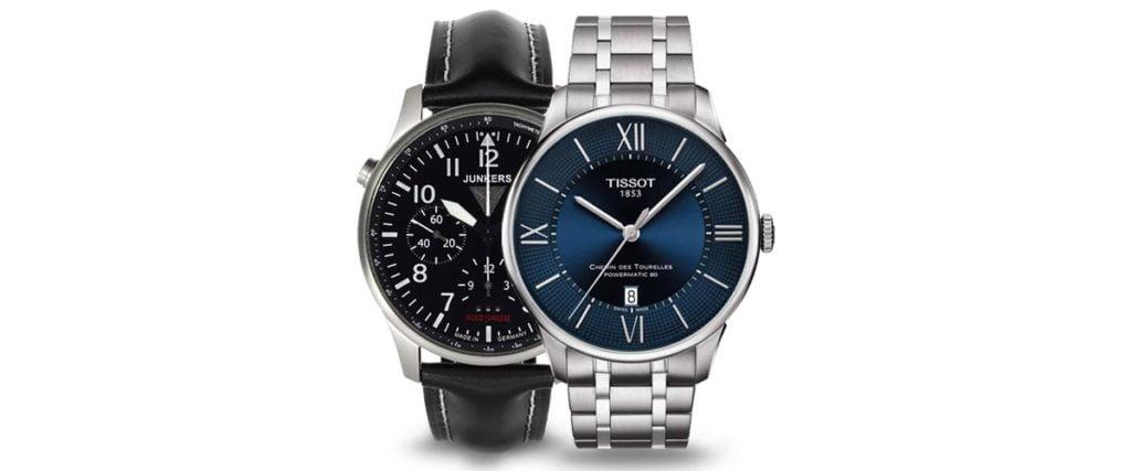 Luxusní pánské hodinky