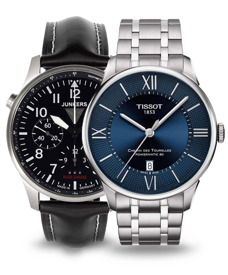 Marki luksusowych zegarków