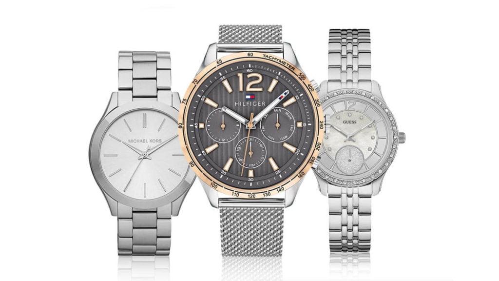 Modowe zegarki