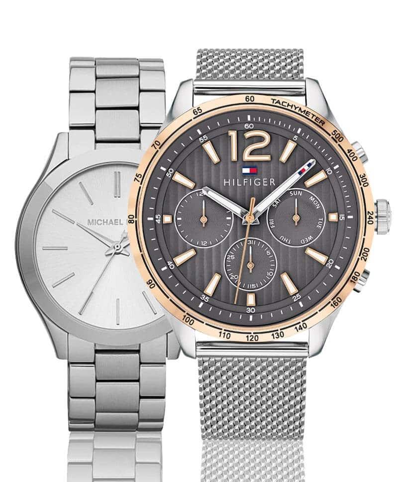 Modowe zegarki dla mężczyzn i kobiet