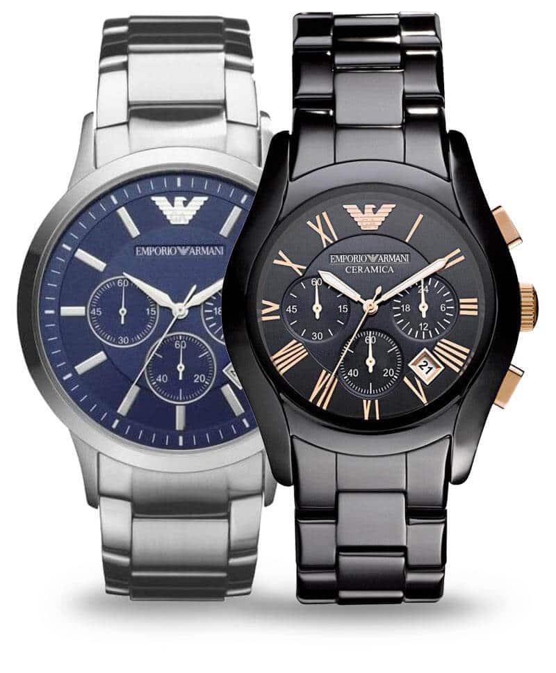Zegarek Emporio Armani to świetny dodatek dla każdego mężczyzny, który lubi luksusowe dodatki