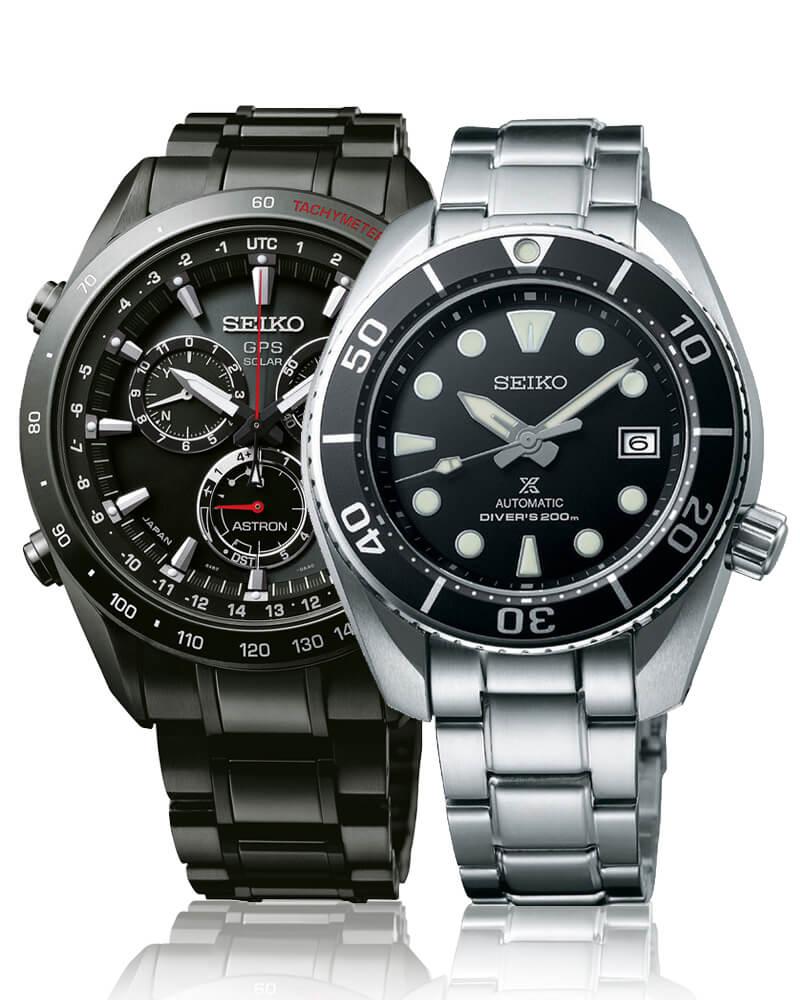 Wysokiej jakości japoński zegarek Seiko