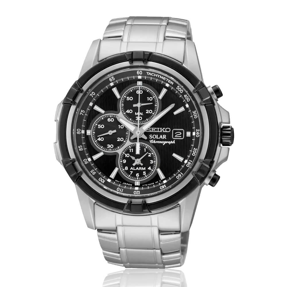 Pánske hodinky Seiko z edície Solar