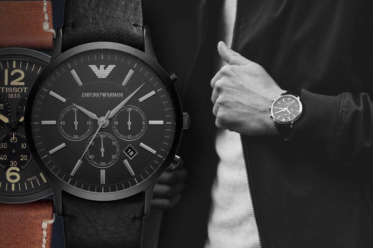Doradzimy, jak wybrać zegarek