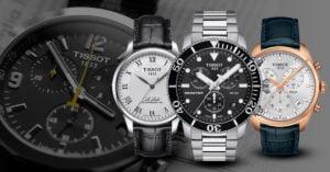 Kultowy szwajcarski zegarek Tissot, który zasługuje na Twoją uwagę
