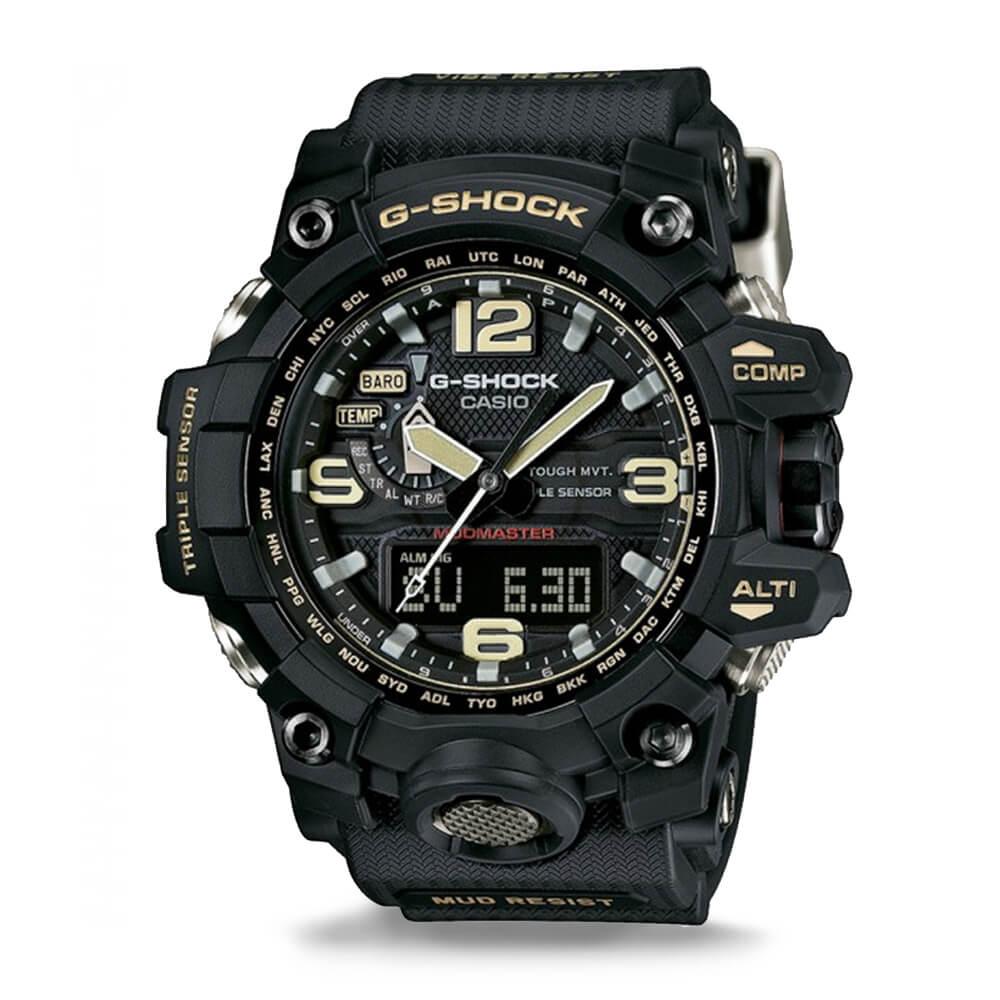 Superodolné pánske hodinky z kolekcie Casio G-Shock Master of G - Mudmaster