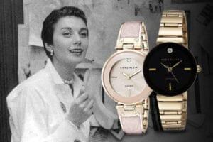 Zegarek damski Anne Klein urzeka stylem i elegancją
