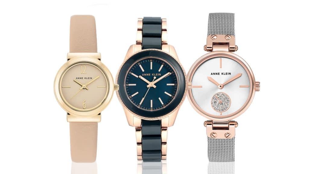 Zegarek damski Anne Klein znany jest z eleganckiego wykonania
