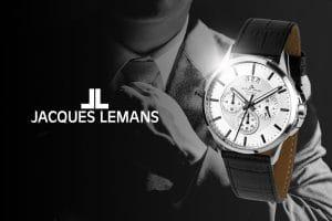 Wysokiej jakości austriackie zegarki Jacques Lemans
