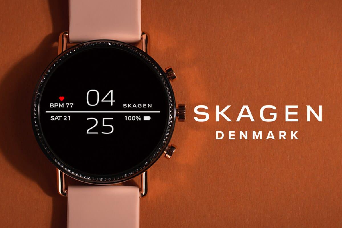 Zegarek damski Skagen to elegancki zegarek dla każdej nowoczesnej kobiety