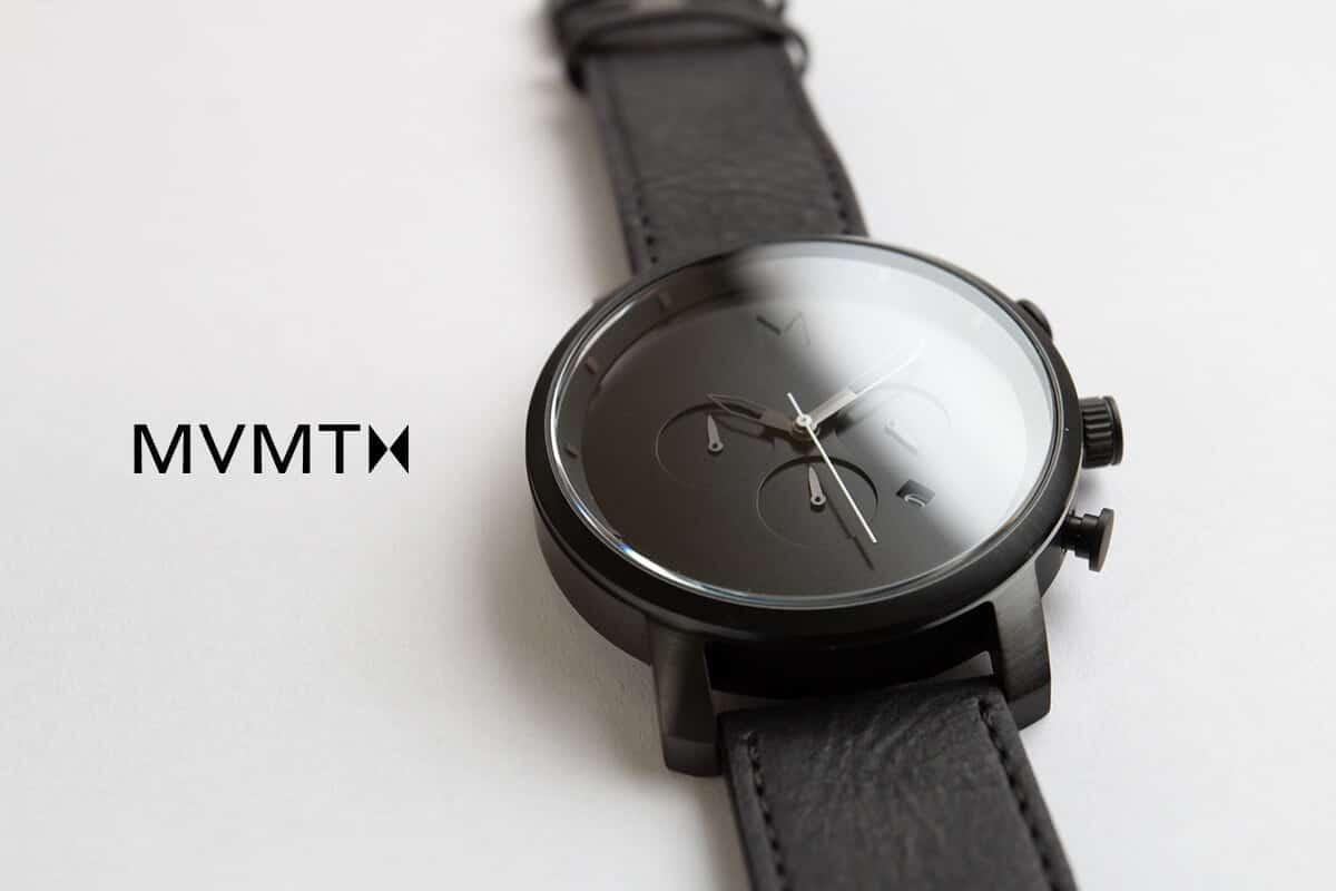 Męski zegarek MVMT