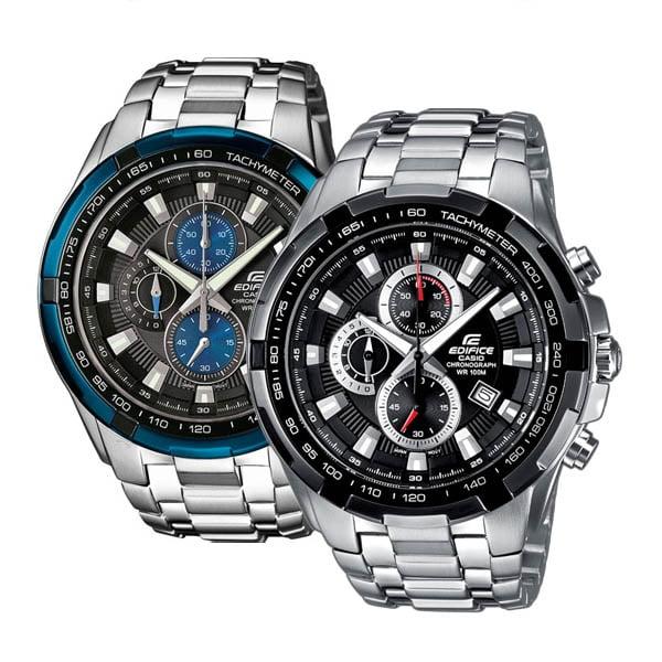 Męski zegarek Casio Edifice to ponadczasowy, sportowy i elegancki klasyk