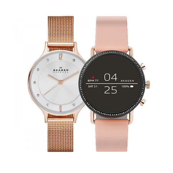 Zegarki damskie Skagen przekonają minimalistycznymi liniami