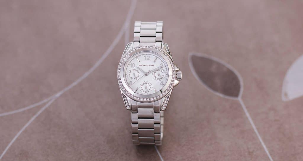 Zegarek damski Michael Kors z kryształami Swarovskiego