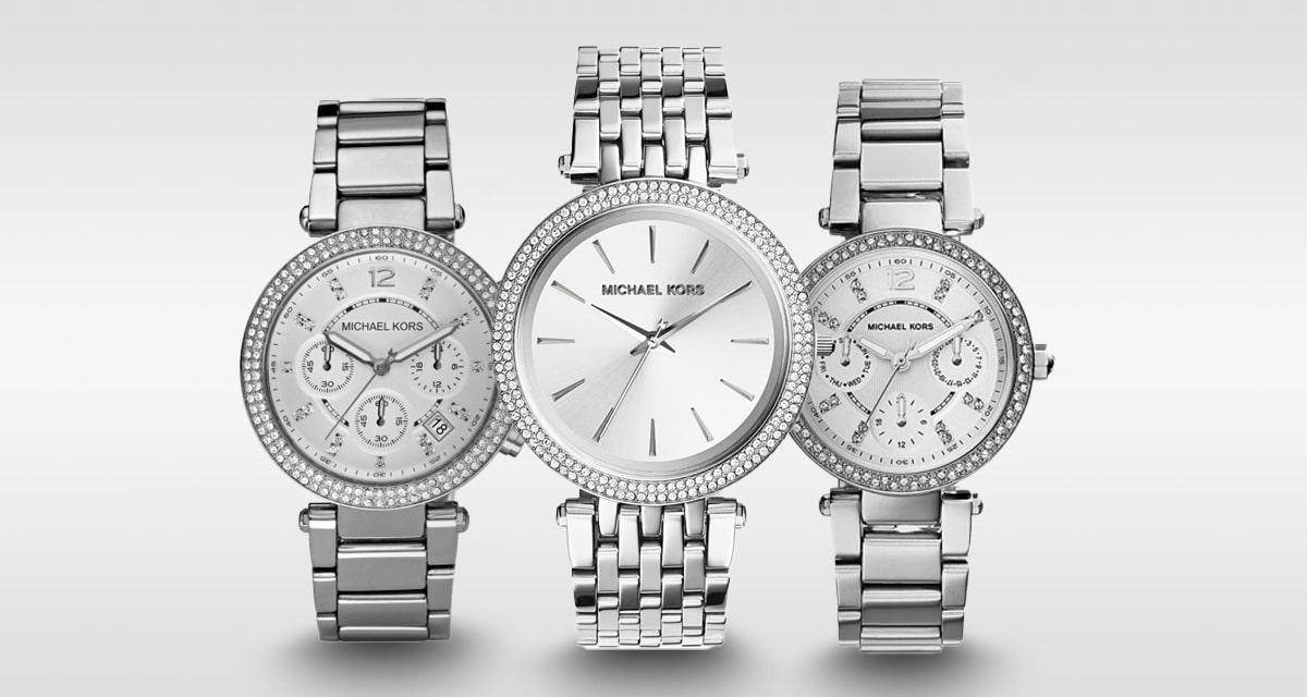 Wybraliśmy najbardziej udany srebrny damski zegarek Michael Kors