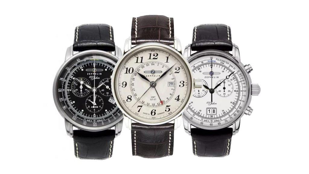 Zegarki Zeppelin dla wszystkich miłośników historii i lotnictwa