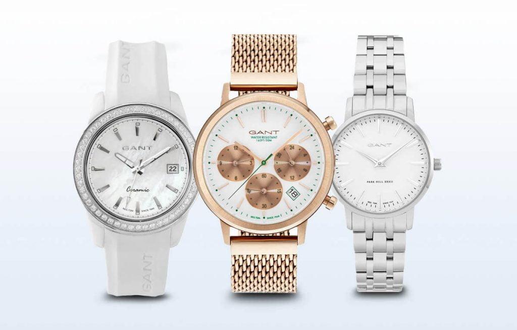 Nasze trzy propozycje na zegarek damski Gant