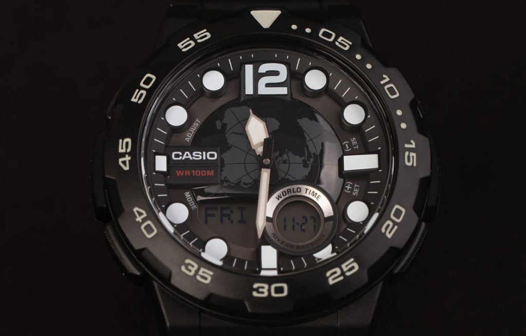 Najbardziej znany japoński zegarek? Zdecydowanie Casio!