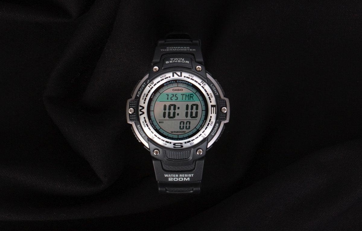Japoński zegarek? Zdecydowanie marka Casio!