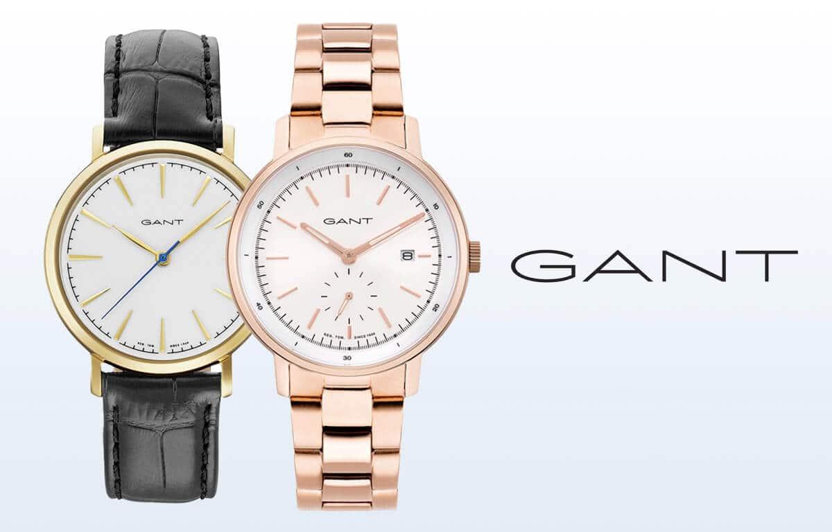 Zegarek damski Gant zachowuje swój niepowtarzalny styl i dyskretny wygląd