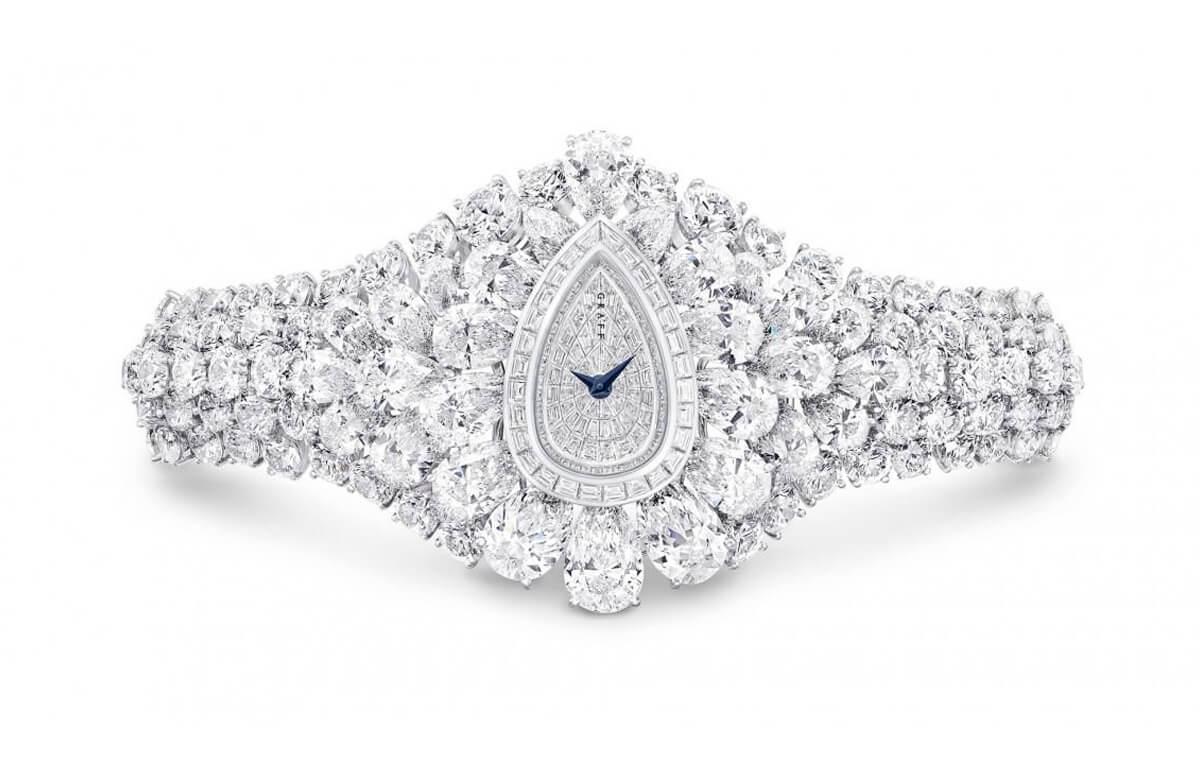 Drugi najdroższy zegarek świata - Graff Diamonds The Fascination
