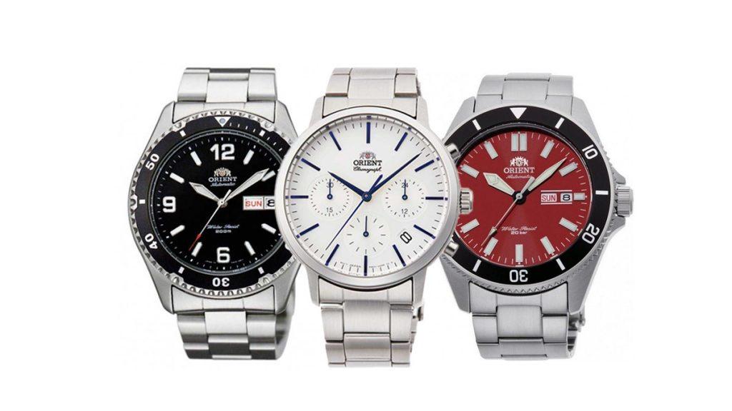 Jesteś fanem japońskich zegarków? Marka Orient na pewno będzie warta uwagi.