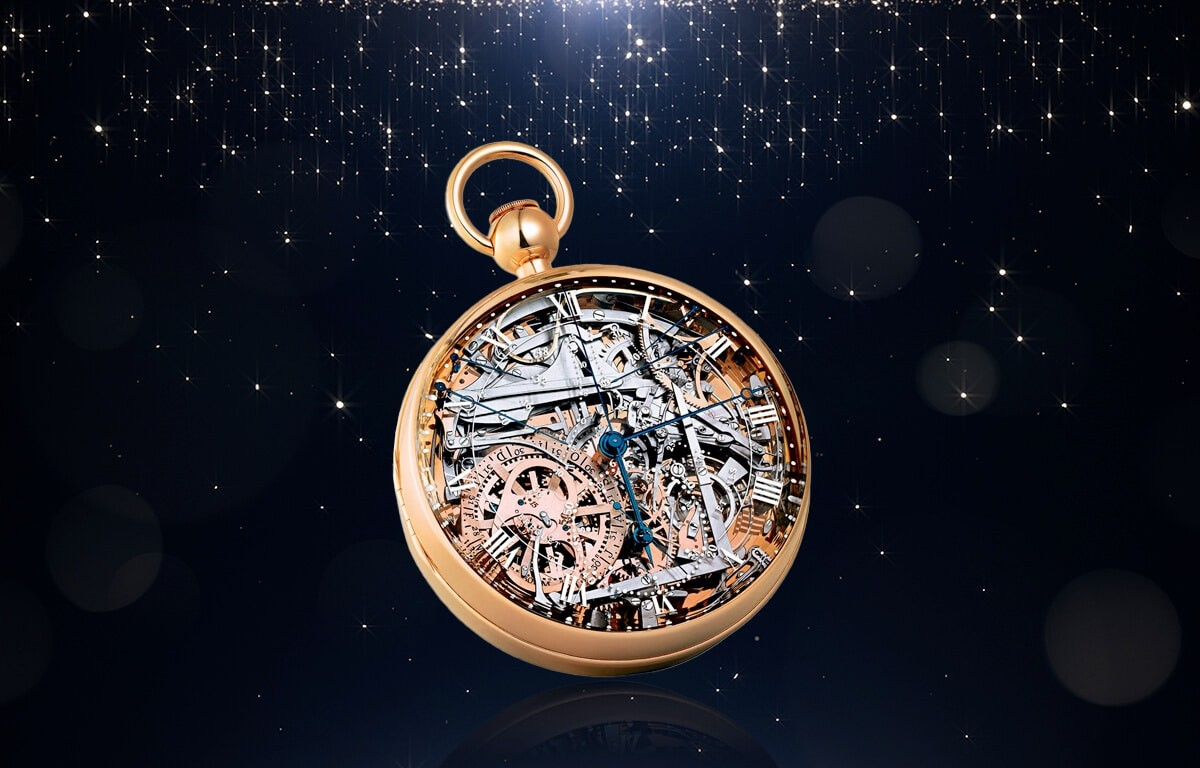 Jeden z najdroższych zegarków świata wart 25 mln euro - Breguet Grande Complication Marie-Antoinette