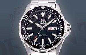 Zegarek Orient Automatic Diver FAA02001B9