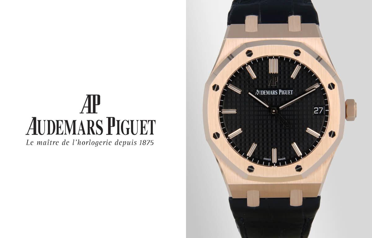 """Luksusowa marka Audemars Piguet wchodzi w skład tzw. """"Holy Trinity"""""""