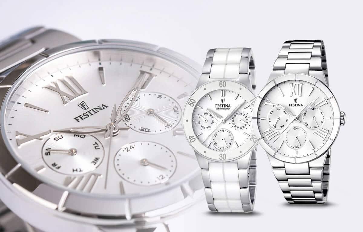 Przyjrzeliśmy się znanej kolekcji zegarków damskich Festina