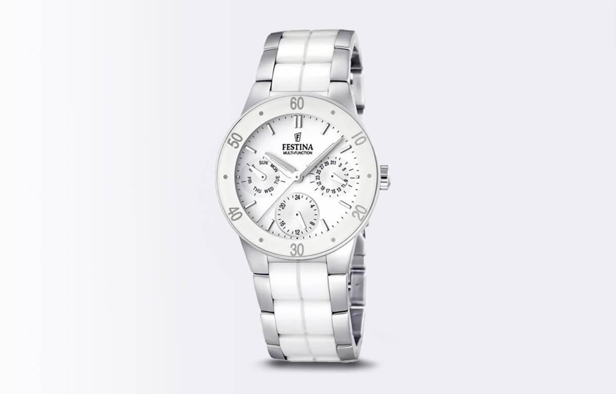 Damski zegarek Festina Ceramic 16530/1