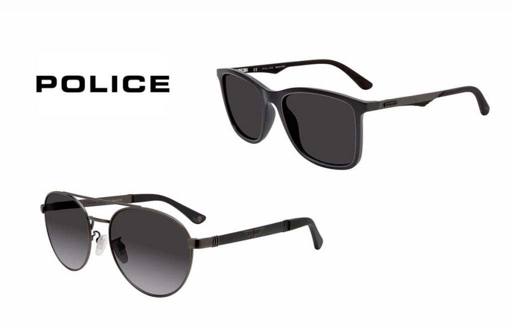 Marka Police rozpoczęła sprzedażą okularów przeciwsłonecznych
