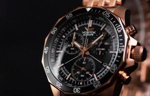 Najsłynniejsze edycje męskich zegarków Vostok Europe