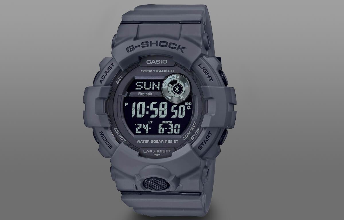 Tani zegarek sportowy Casio G-Shock