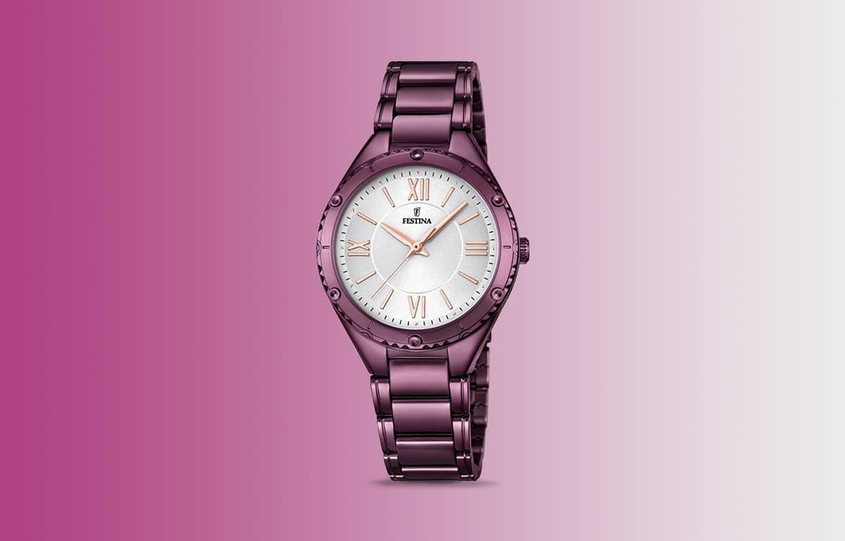 Elegancki zegarek dziewczęcy Festina Junior