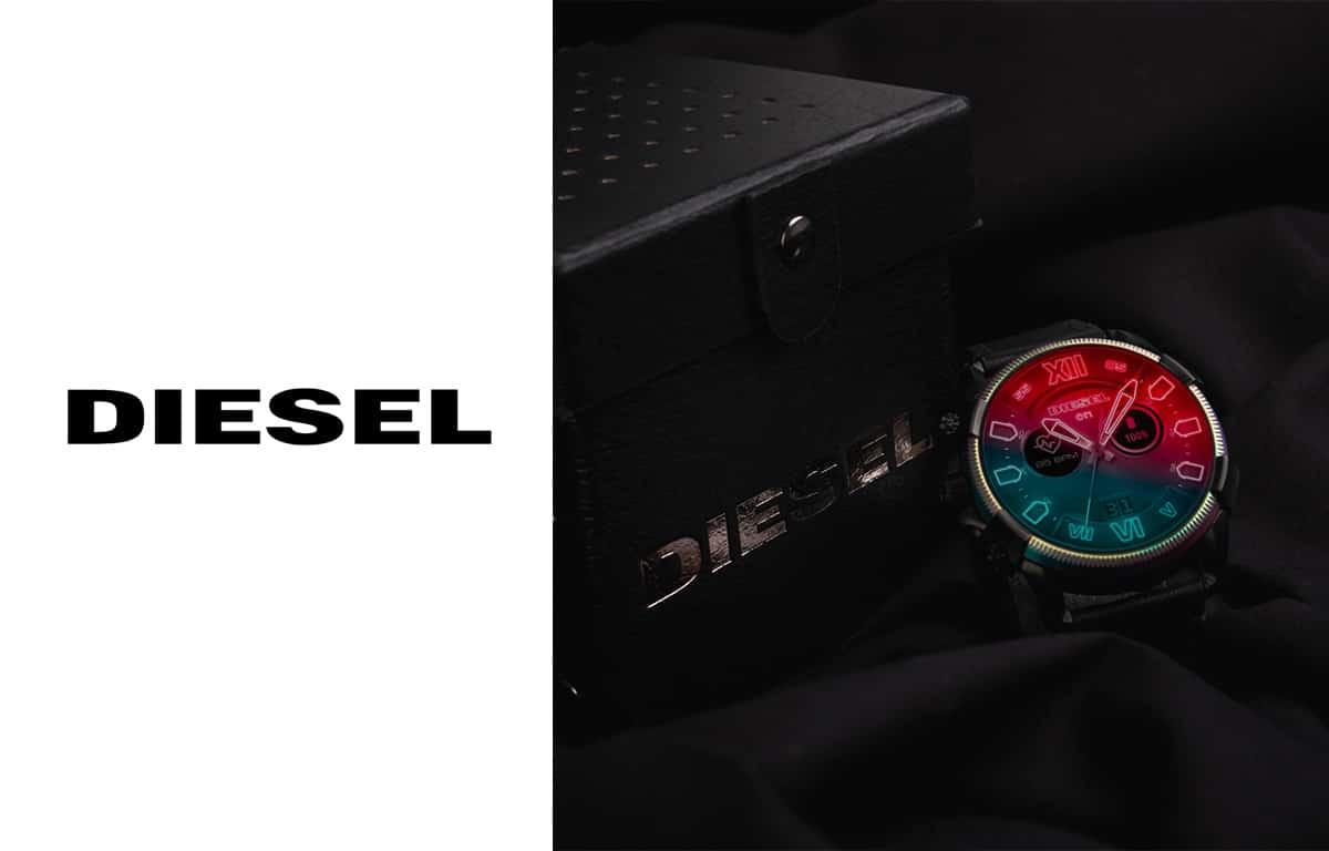 Zegarek Diesel