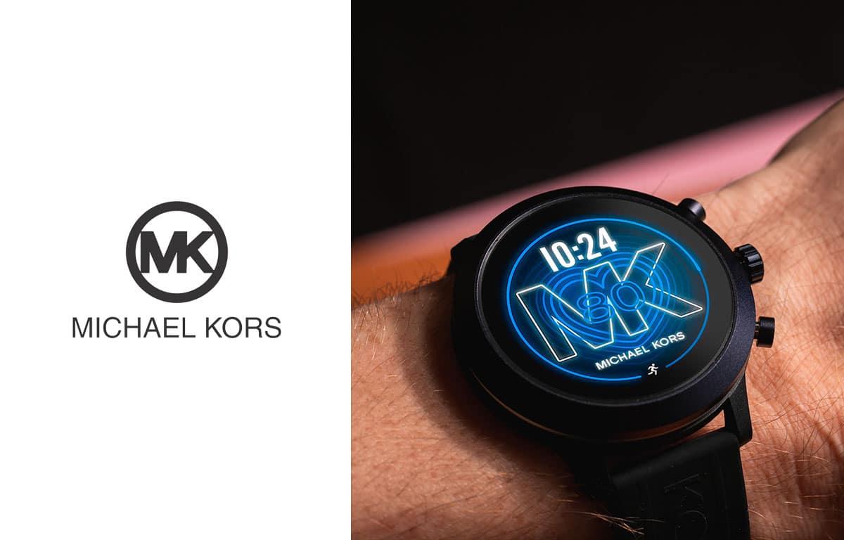 Popularna marka zegarków modowych Michael Kors jest częścią Grupy Fossil